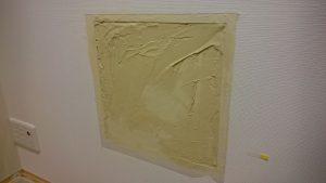 DIY,壁紙,壁紙交換,ピアノ,壁掛け収納,